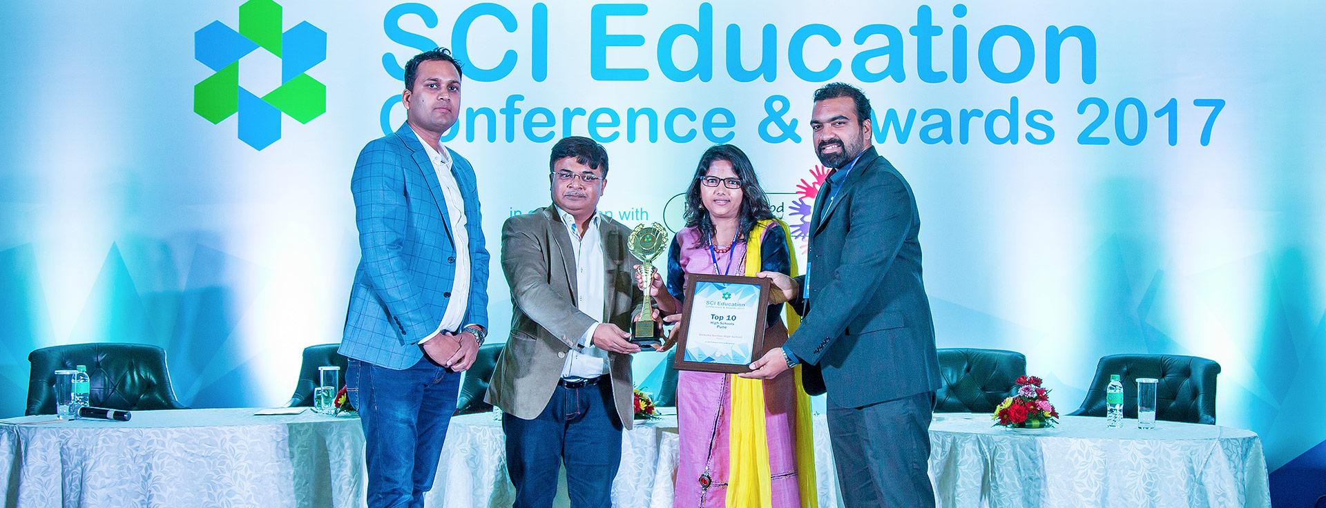 Award Winning School
