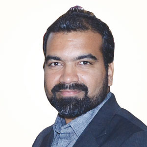 Founder Dileep Gopalkrishnan P.S