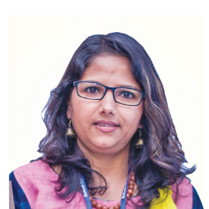 Principal Jayashree Dileep P.S