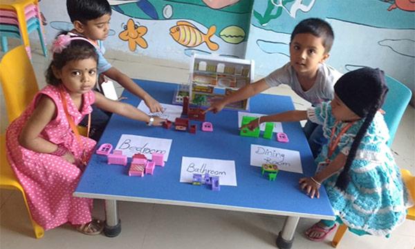 Shiksha Veritas - Daycare