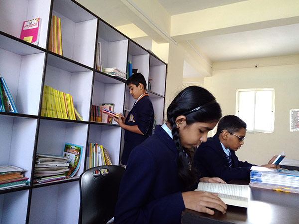 Shiksha Veritas - Library